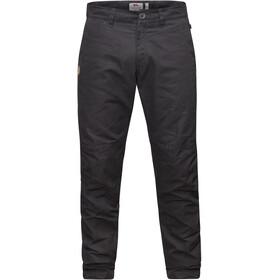 Fjällräven Sörmland Zwężane spodnie zimowe Mężczyźni, dark grey